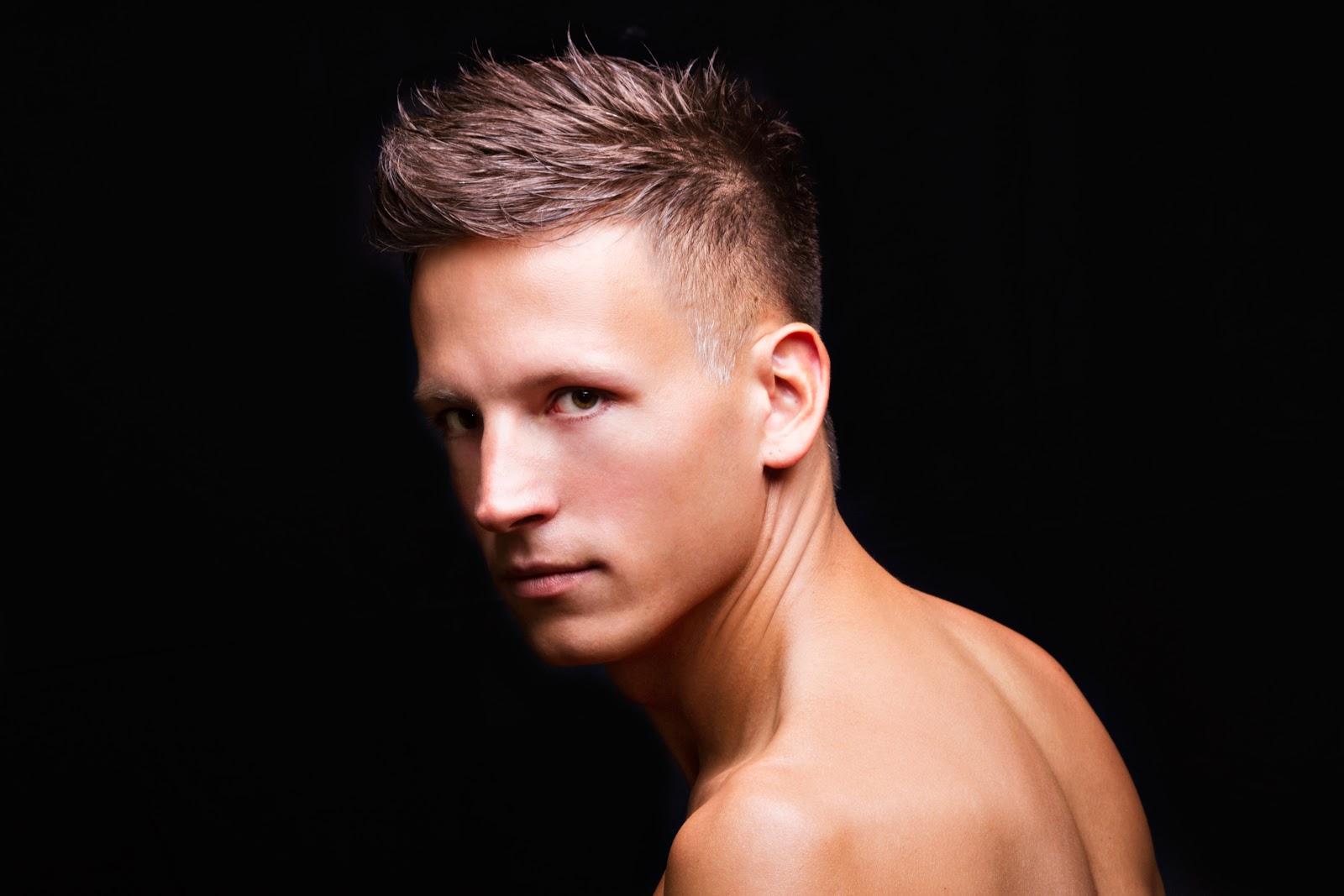 Corte de cabelo masculino: a tendu00eancia para 2013 u00e9 a ousadia : Minha ...