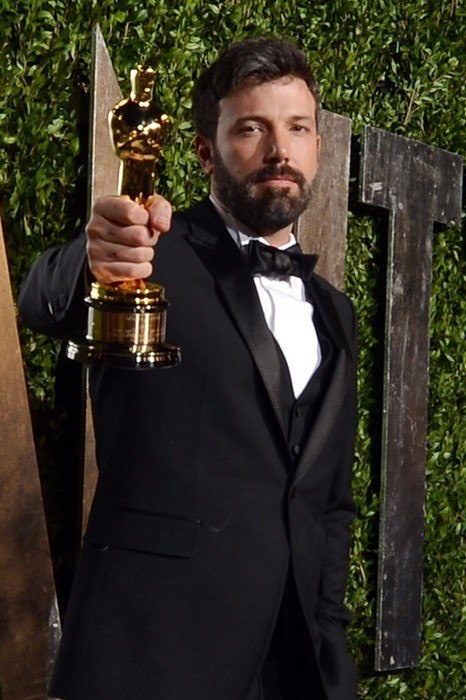 O grande vencedor: Ben Affleck