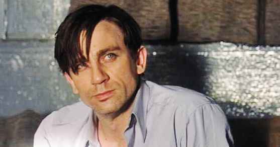 Craig atuando em Sylvia (2003)
