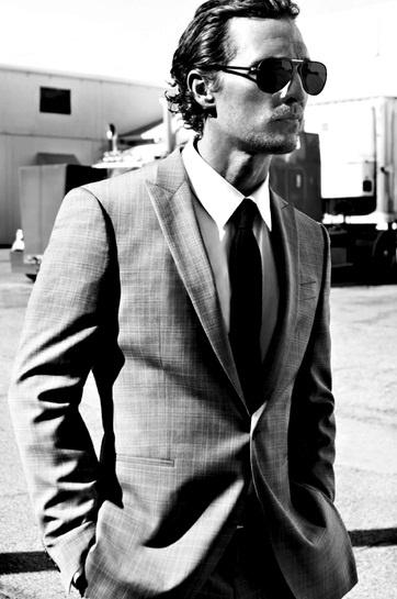McConaughey não será o modelo da marca e pretende se comprometer apenas com a sua gestão