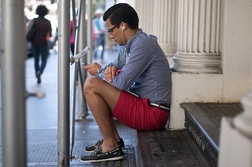 Enfim, o importante é você encontrar o seu estilo de usar o sapato. Vale a pena, pelo conforto e pelo diferencial no look