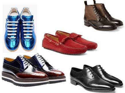 TOP 5: as tendência em calçados masculinos para2013