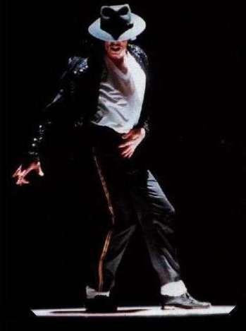 Michael Jackson e suas meias brancas