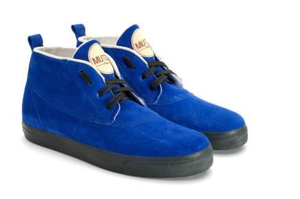 Mutta Shoes: marca apresenta tênis ousados e compersonalidade