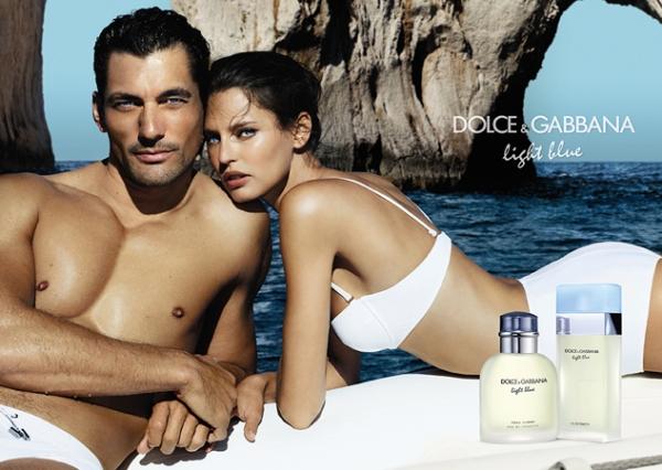 David Gandy e Dolce & Gabbana