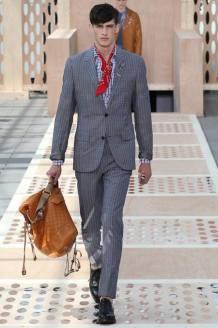 01 _ Louis Vuitton _ Men Summer 2014