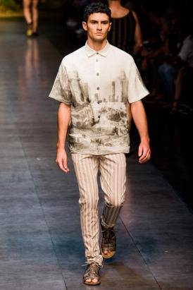 09 _ Dolce&Gabbana _ Men Summer 2014