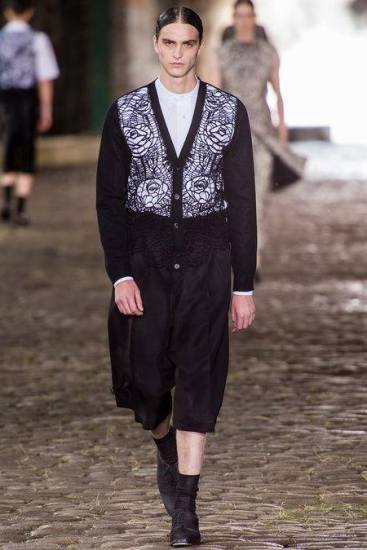 20 _ Alexander McQueen _ Men Summer 2014