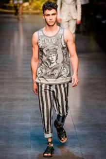 31 _ Dolce&Gabbana _ Men Summer 2014