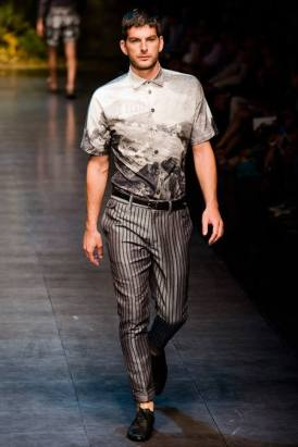 42 _ Dolce&Gabbana _ Men Summer 2014