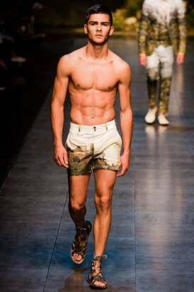 52 _ Dolce&Gabbana _ Men Summer 2014