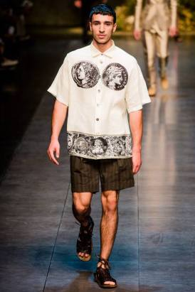 61 _ Dolce&Gabbana _ Men Summer 2014