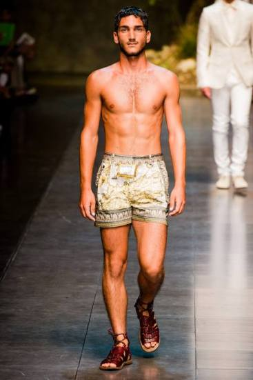 73 _ Dolce&Gabbana _ Men Summer 2014