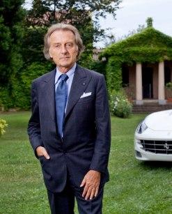 Luca Cordero di Montezemolo, Presidente da Ferrari