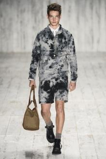 Alexandre Herchcovitch _ Shorts masculino verão 2014