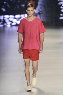 Osklen _ Shorts masculino verão 2014
