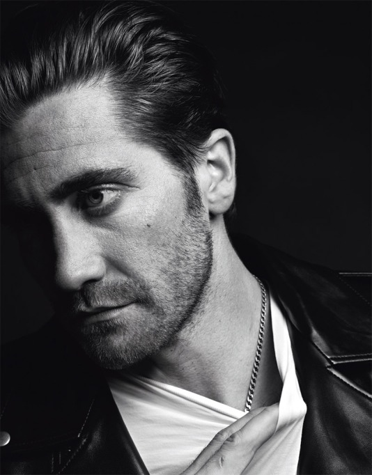 03 _ Jake Gyllenhaal _ Hedi Slimane _ VMANs Fall Winter