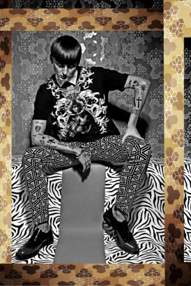 Dorian magazine _ estampas masculinas _ 08