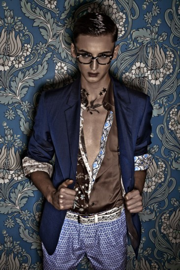 Dorian magazine _ estampas masculinas _ 12