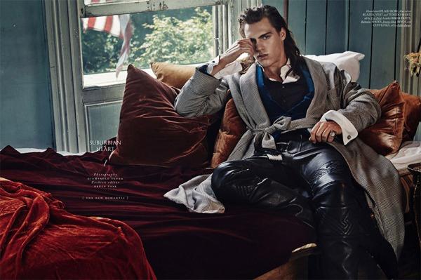 Hercules Magazine _ Romantismo moda masculina _ 01