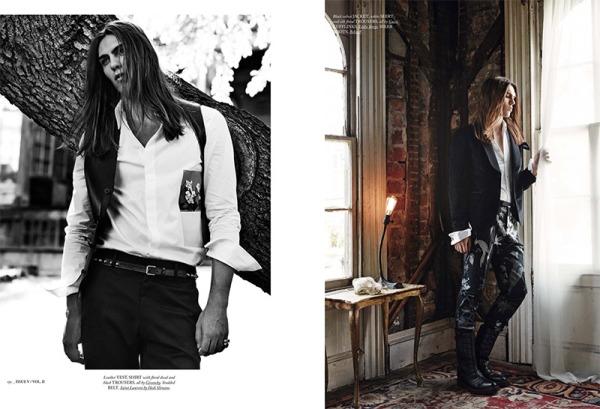 Hercules Magazine _ Romantismo moda masculina _ 02