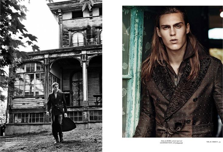 Hercules Magazine _ Romantismo moda masculina _ 03