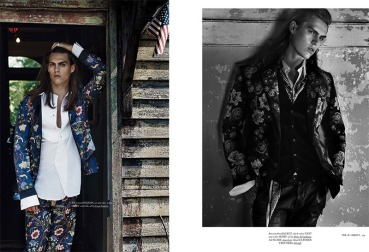 Hercules Magazine _ Romantismo moda masculina _ 05