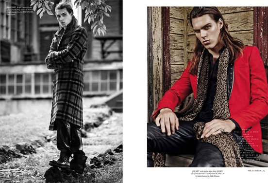 Hercules Magazine _ Romantismo moda masculina _ 07