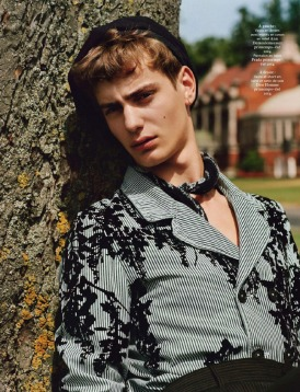 Vogue Hommes International by Alasdair Mclellan _ 08