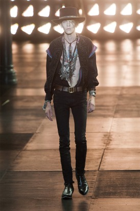 Saint Laurent Spring Summer 2015 _ 09