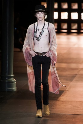 Saint Laurent Spring Summer 2015 _ 16