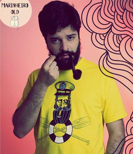 Mr. Fly: loja virtual de camisas sustentáveis edescoladas