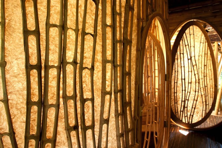 Casa sustentável Bambu Elora Hardy 02