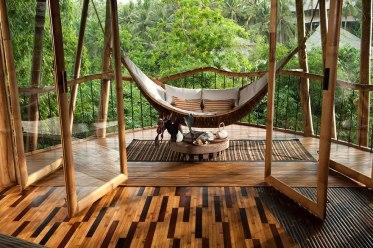 Casa sustentável Bambu Elora Hardy 05