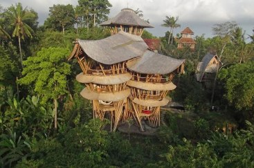 Casa sustentável Bambu Elora Hardy 09