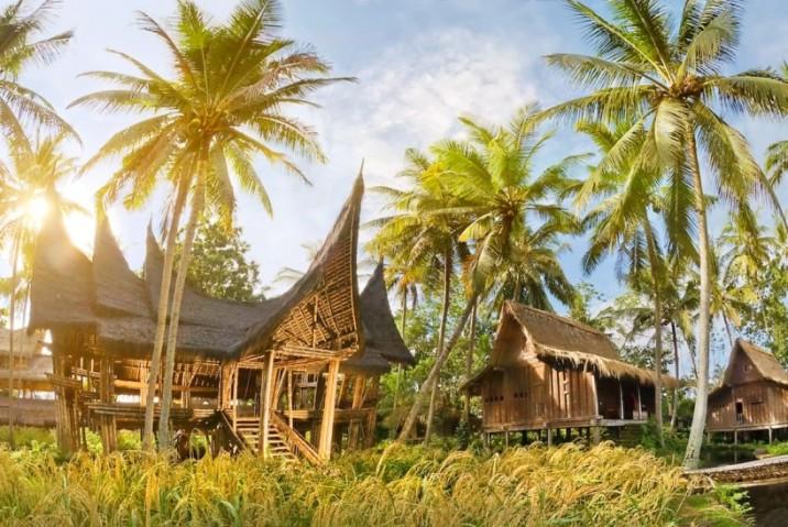 Casa sustentável Bambu Elora Hardy 15