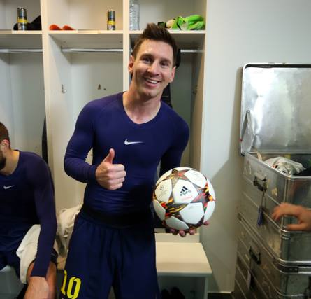 Messi em 2014