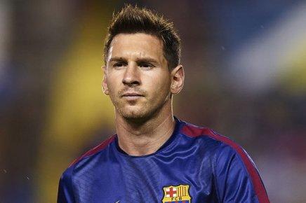 Messi se torna vegetariano e adere aosorgânicos